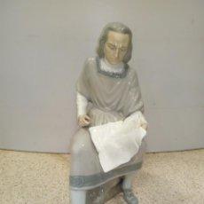 Antigüedades: LLADRÓ PORCELANA - CRISTOBAL COLON . Lote 194386067