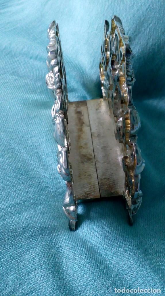 Antigüedades: OBJETO PLATEADO POLIVALENTE - Foto 6 - 194405728