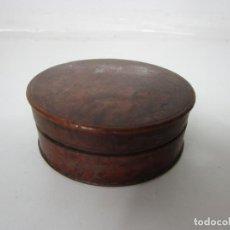 Antigüedades: ANTIGUA CAJA DE RAPE - RAÍZ Y CAREY - PRINCIPIOS S. XIX. Lote 194405741