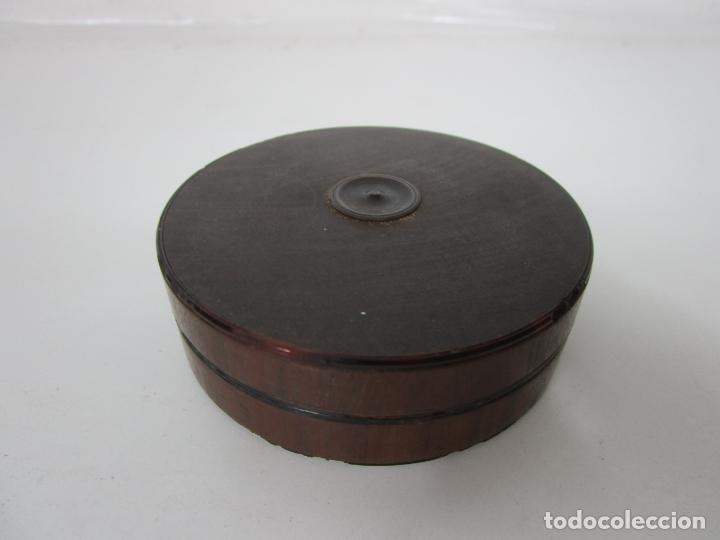Antigüedades: Antigua Caja de Rape - Carey - S. XVIII-XIX - Foto 6 - 194406025