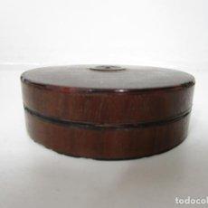 Antigüedades: ANTIGUA CAJA DE RAPE - CAREY - S. XVIII-XIX. Lote 194406025