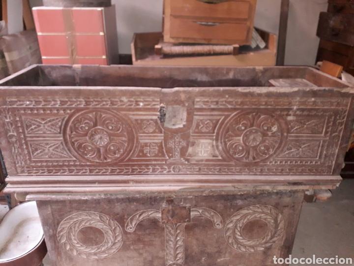ARCAS VASCO NAVARRAS SIGLO XVII (Antigüedades - Muebles Antiguos - Baúles Antiguos)