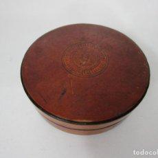 Antigüedades: ANTIGUA CAJA DE RAPE - POLICROMADA - SELLO PARTE CENTRAL - S. XVIII-XIX . Lote 194406667