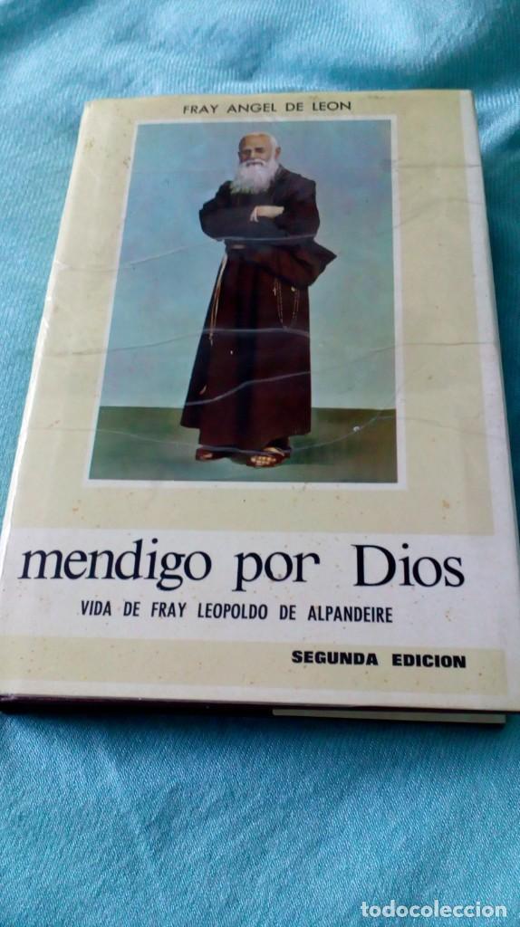 Antigüedades: FRAY LEOPOLDO DE ALPANDEIRE...LIBRO Y FIGURA - Foto 10 - 194408166