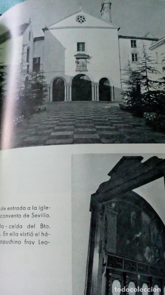 Antigüedades: FRAY LEOPOLDO DE ALPANDEIRE...LIBRO Y FIGURA - Foto 13 - 194408166