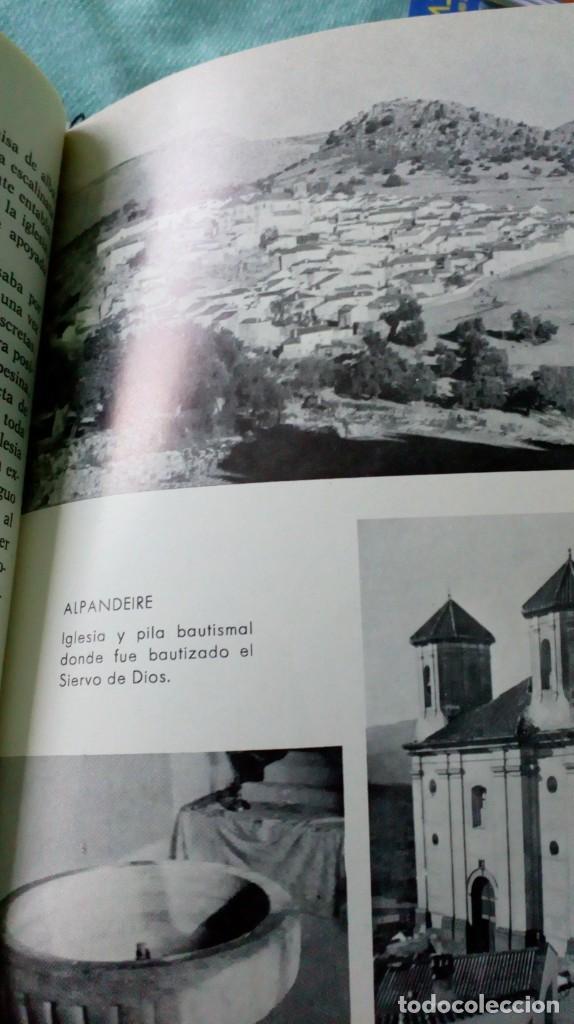Antigüedades: FRAY LEOPOLDO DE ALPANDEIRE...LIBRO Y FIGURA - Foto 14 - 194408166