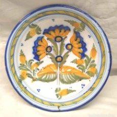 Antigüedades: CUENCO LEBRILLO NIVEIRO TALAVERA, BUEN ESTADO. MED. 25,50 CM. Lote 194488038