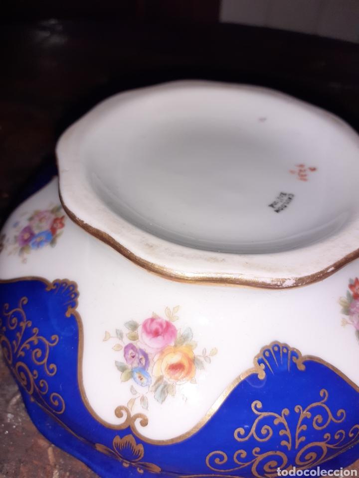 Antigüedades: Azucarero made England CAULION - Foto 3 - 194488495
