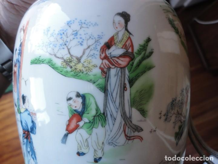 Antigüedades: Jarron chino - Foto 3 - 194491765