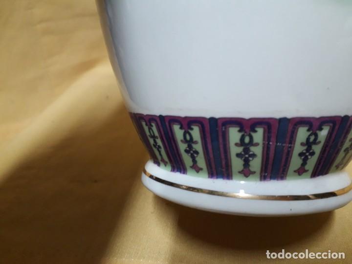 Antigüedades: Jarrón con motivos japoneses - Foto 6 - 194515072