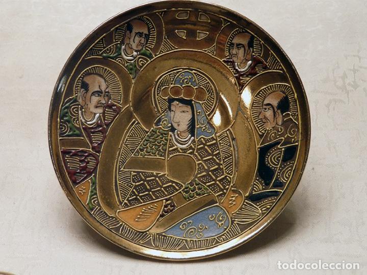 Antigüedades: Juego de té japonés - Foto 2 - 194515663