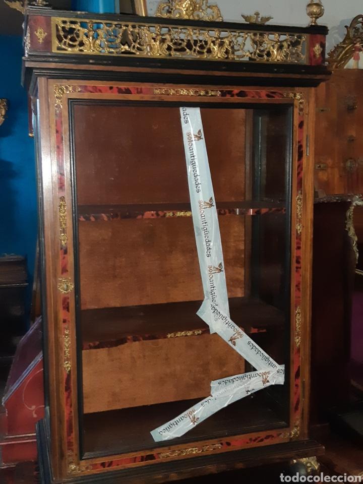 Antigüedades: VITRINA DE CAREY - Foto 9 - 194521968