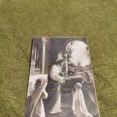 Antigüedades: RECUERDO PRIMERA COMUNIÓN 1933. Lote 194525290