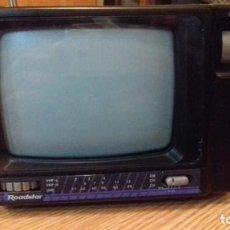 Antigüedades: ANTIGUA TELEVISIÓN DE COLECCIÓN ROADSTAR . Lote 194532331
