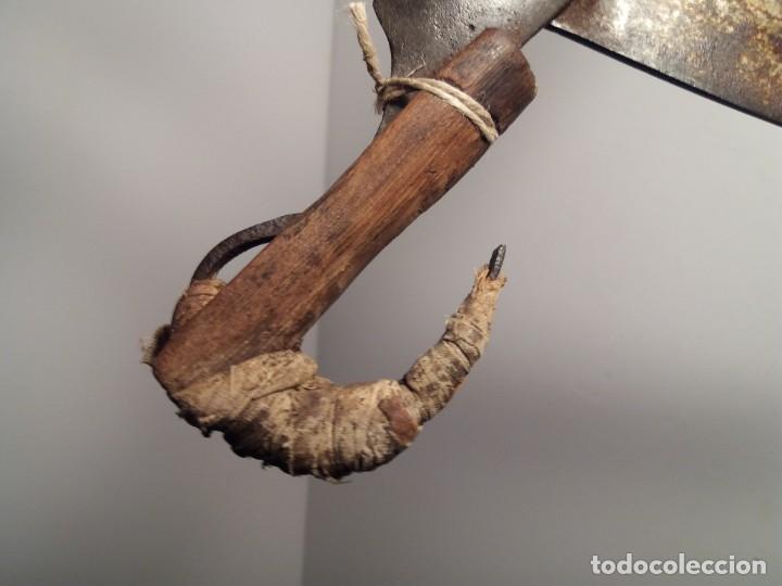Antigüedades: ESPECTACULARES TIJERAS DE ESQUILAR OVEJAS AÑOS 60´s - Foto 14 - 194542365