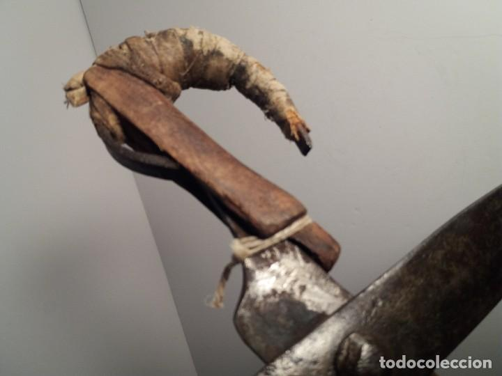 Antigüedades: ESPECTACULARES TIJERAS DE ESQUILAR OVEJAS AÑOS 60´s - Foto 15 - 194542365