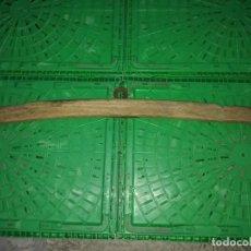 Antigüedades: PALO ANTIGUO MADERA BURRO CABALLO ARADO APERO LABRANZA GANADO ZONA ALMERÍA MURCIA TRILLAR TIRO CARRO. Lote 194543983