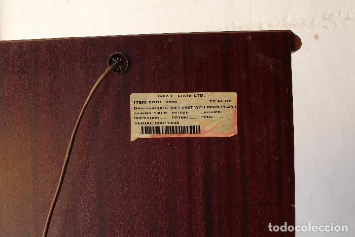 Antigüedades: mueble vitrina john e. coyle ltd. - Foto 5 - 194549378