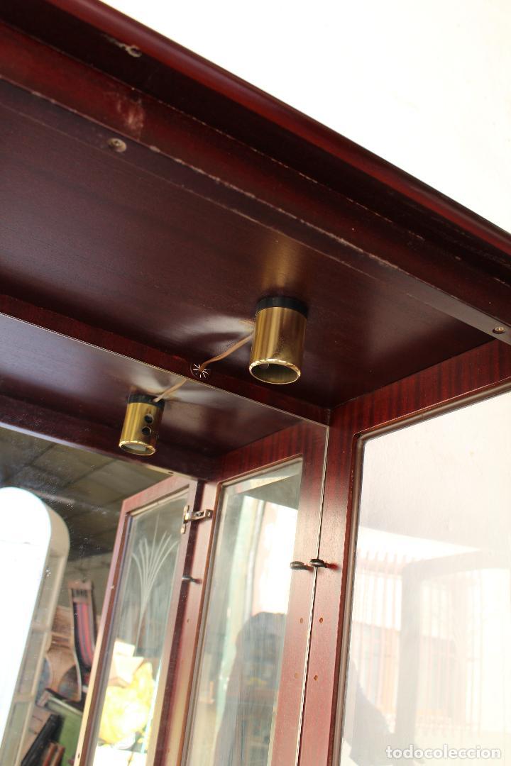 Antigüedades: mueble vitrina john e. coyle ltd. - Foto 8 - 194549378
