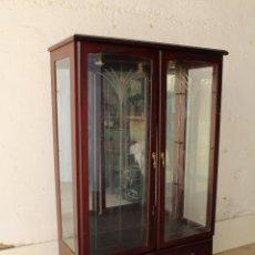 Antigüedades: MUEBLE VITRINA JOHN E. COYLE LTD.. Lote 194549378