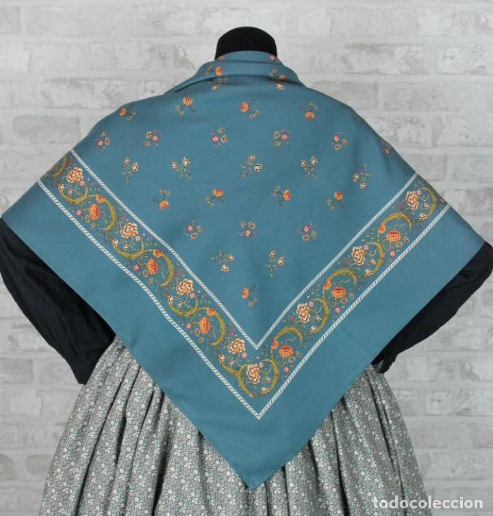 PAÑUELO INDIANA (Antigüedades - Moda - Pañuelos Antiguos)