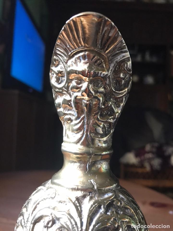 Antigüedades: Jarra de bronce, muy antigua - Foto 3 - 194576305