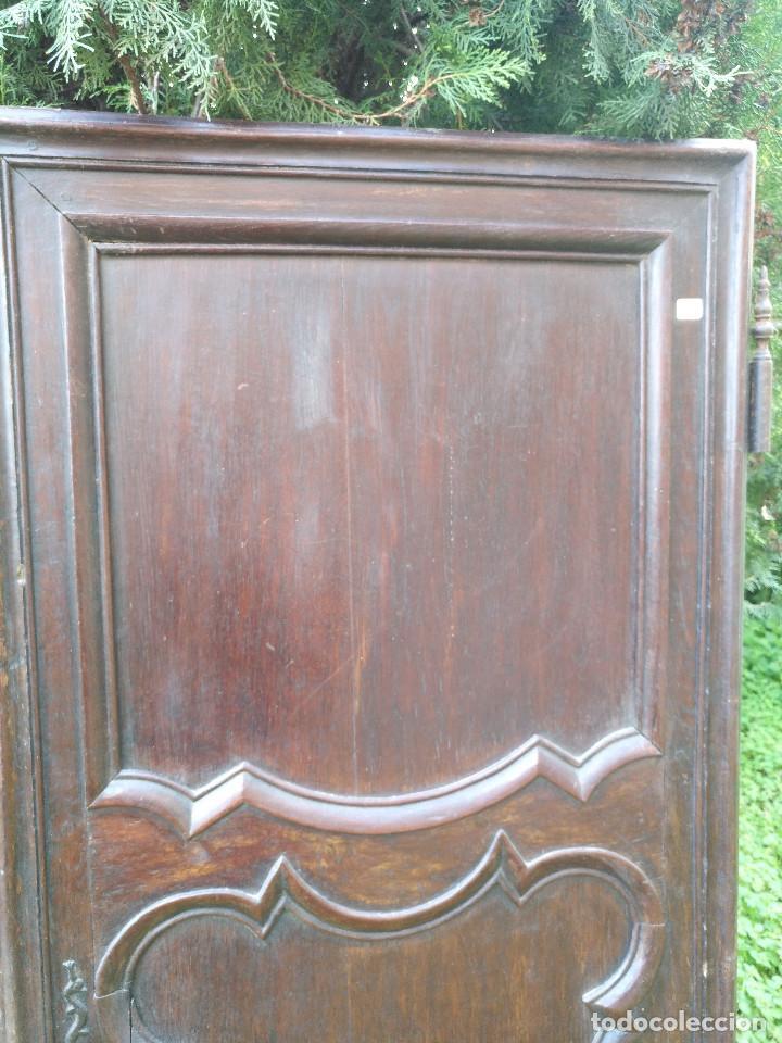 Antigüedades: Puertas antiguas de armario - Foto 6 - 194591636