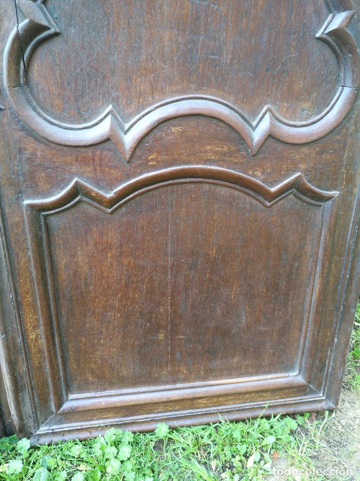 Antigüedades: Puertas antiguas de armario - Foto 7 - 194591636