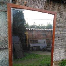 Antigüedades: ESPEJO DE PUERTA DE ARMARIO.. Lote 194592253