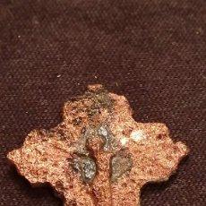 Antigüedades: ANTIGUA MEDALLA DE COBRE (144). Lote 194632852