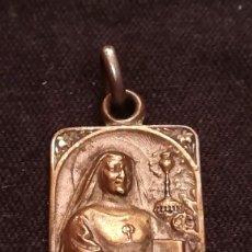 Antigüedades: ANTIGUA MEDALLA DE SANTA MARIA MICAELA (145). Lote 194632952