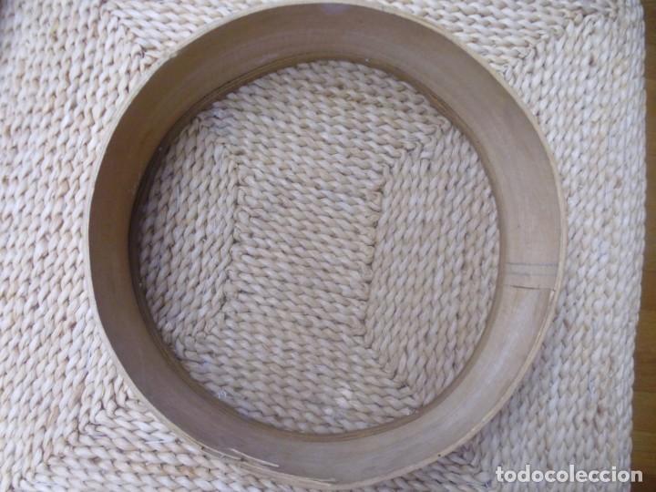 CEDAZO CRIBA -ANTIGUO (Antigüedades - Técnicas - Rústicas - Utensilios del Hogar)