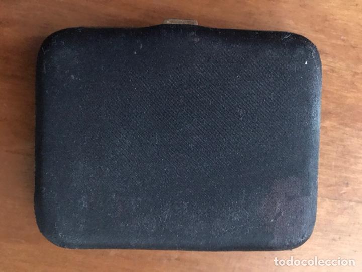 Antigüedades: Polvera antigua - Foto 2 - 194649618