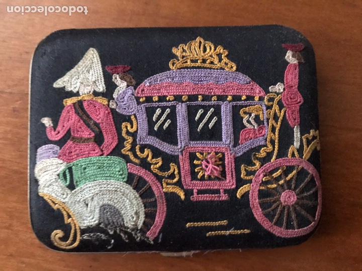 POLVERA ANTIGUA (Antigüedades - Moda y Complementos - Mujer)