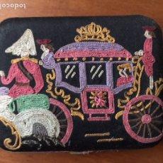 Antigüedades: POLVERA ANTIGUA. Lote 194649618