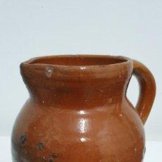 Antigüedades: ANTIGUO PUCHERO VIDRIADO.. Lote 194654076