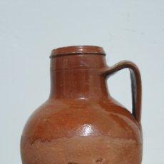 Antigüedades: CERÁMICA ESPAÑOLA EXTINGUIDA. CÁNTARO JIMÉNEZ DE JAMUZ.. Lote 194669748