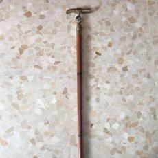 Oggetti Antichi: BASTÓN GUARDIA CIVIL EN MADERA. Lote 194669858