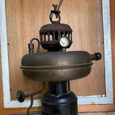 Antigüedades: LAMPARA FAROL FOCUS PETROMAX. Lote 194677226