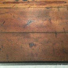 Antigüedades: PUPITRE ESCRITORIO DE SOBREMESA AÑOS 30. Lote 194679437