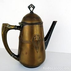 Antigüedades: TETERA ART DECO. Lote 194680933