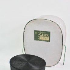 Antigüedades: SOMBRERO DE COPA.CASA GASOL. PRINCIPIOS S.XX.. Lote 194687300