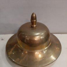 Antigüedades: TAPA PARA BALDE AGUA SELLA METAL 18 CTMOS INTERIOR ESTERIOR 20 CTMOS. Lote 194687741