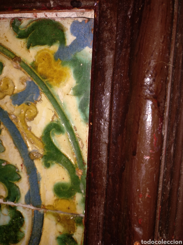 Antigüedades: Azulejos antiguos Triana - Foto 3 - 194695835