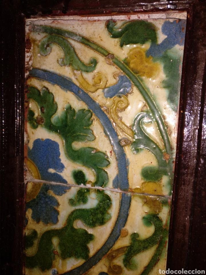 Antigüedades: Azulejos antiguos Triana - Foto 4 - 194695835