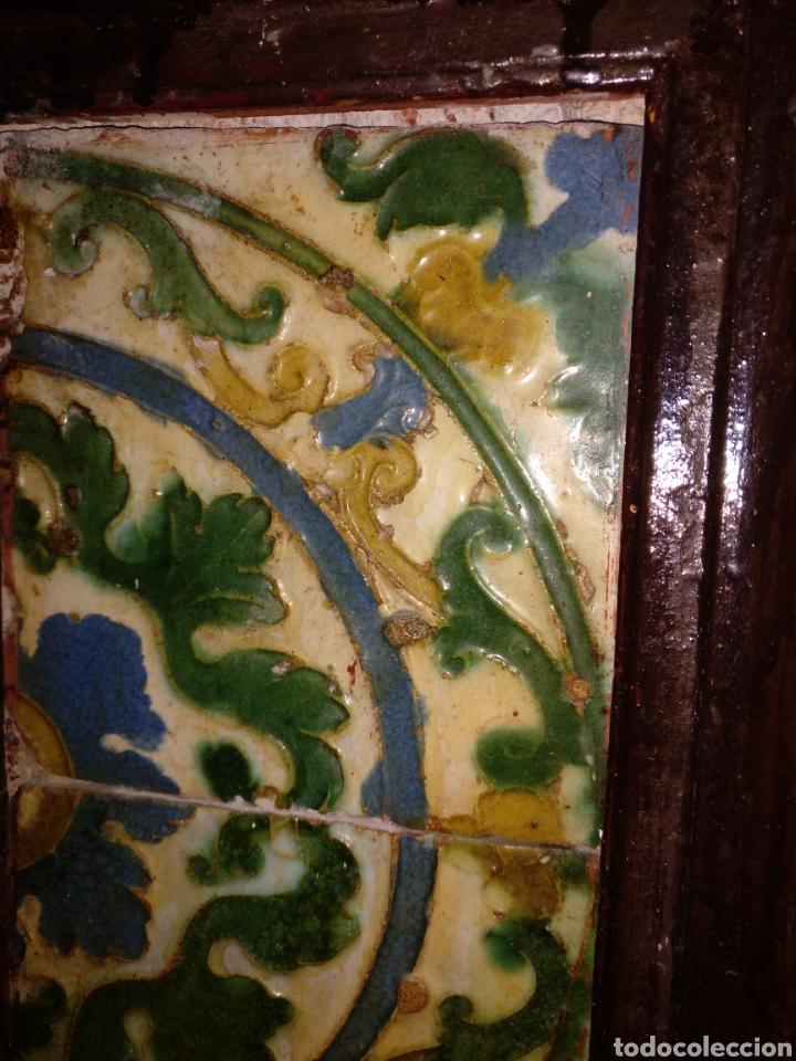 Antigüedades: Azulejos antiguos Triana - Foto 5 - 194695835