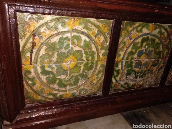 Antigüedades: Azulejos antiguos Triana - Foto 6 - 194695835