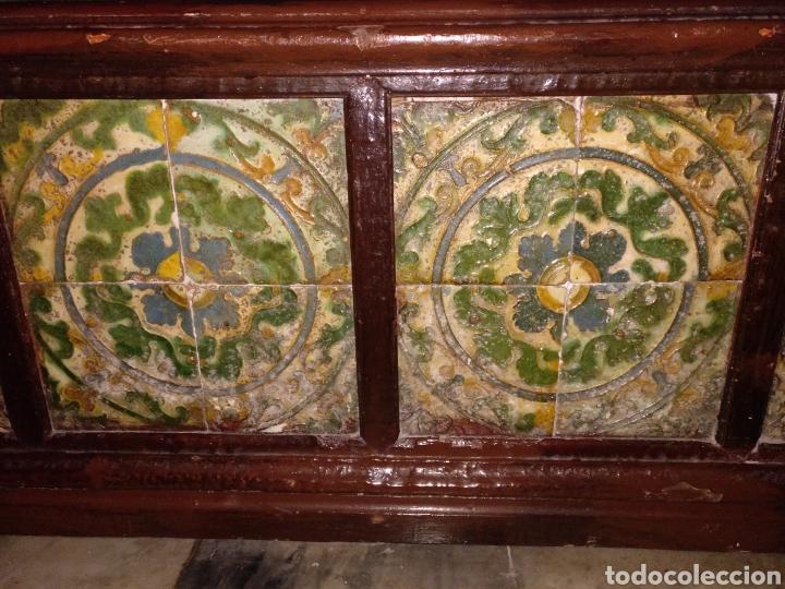 Antigüedades: Azulejos antiguos Triana - Foto 7 - 194695835