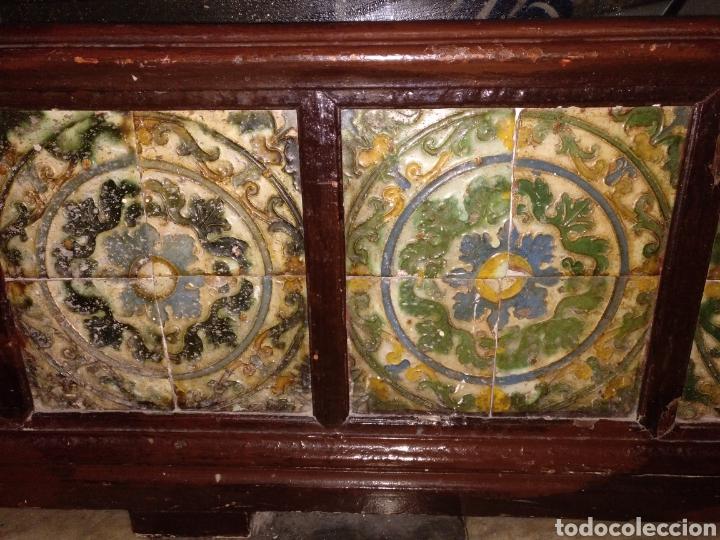 Antigüedades: Azulejos antiguos Triana - Foto 8 - 194695835