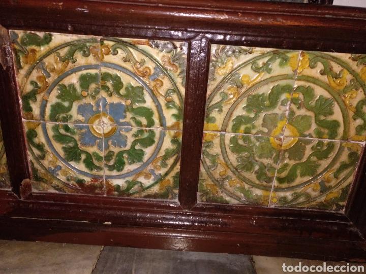 Antigüedades: Azulejos antiguos Triana - Foto 9 - 194695835